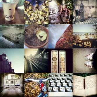 instagraming oct 2012