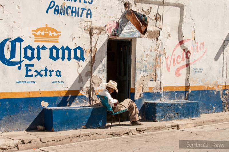 {México}, sus gentes y mi miedo a hacer fotos a desconocidos