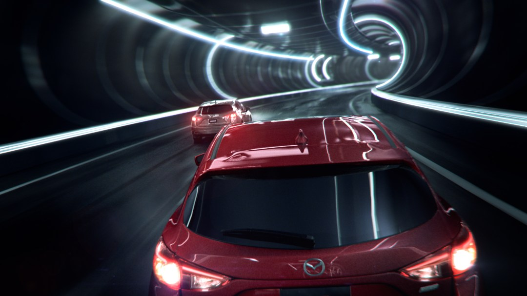 Mazda 3 Fastlane