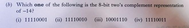 Higher Computing Binary