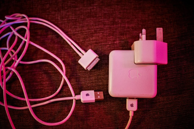 ipod firewire Y cable