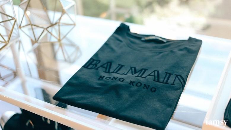 BALMAIN x H&M T-shirt HK$299