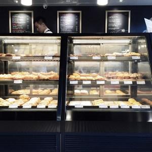 麵包櫃有超多選擇
