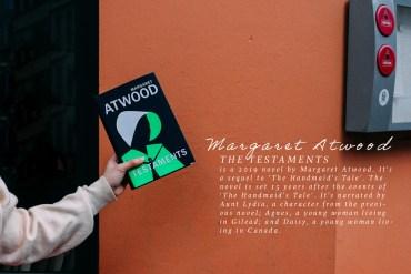 Margaret Atwood 阿姨新書到手!5日狂賣十萬本的《使女的故事》續集