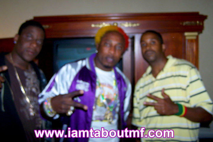 Dejavu, Elephant Man & Tabou TMF aka Undefinable One at The Waldorf Astoria