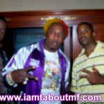 Dejavu, Elephant Man & Tabou TMF aka Undefinable One at The Waldorf Astoria