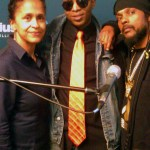Pat Mckay, Tabou TMF aka Undefinable One & Lionface aka Babyface at Sirius XM