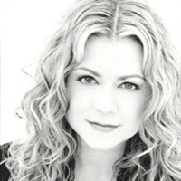 Kendra Kassebaum as Sam Nightingale in Leap of Faith on Broadway
