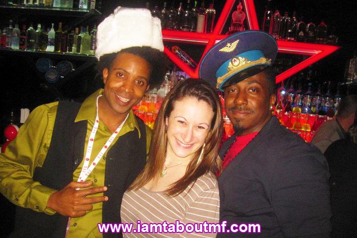 Tabou TMF aka Undefinable One & Friends at Nasha Rasha