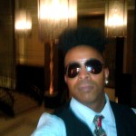 Tabou TMF aka Undefinable One at The Carlton Hotel NYFW Selfie