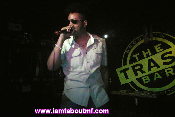 Tabou TMF aka Undefinable One at The Trash Bar