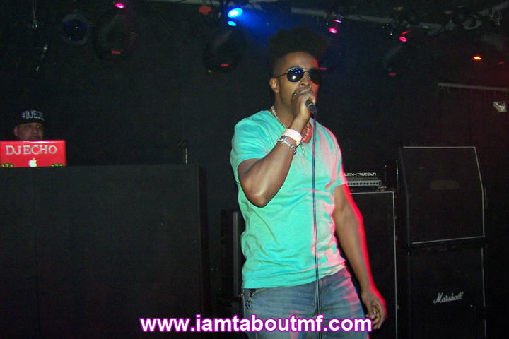 Tabou TMF aka Undefinable One Performing Live at Blackthorn 51 in Queens, NYC