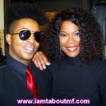 Tabou TMF aka Undefinable One & Angela Robinson