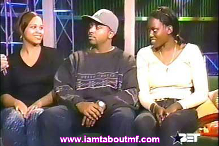 Tabou TMF aka Undefinable One at BET's 106 & Park