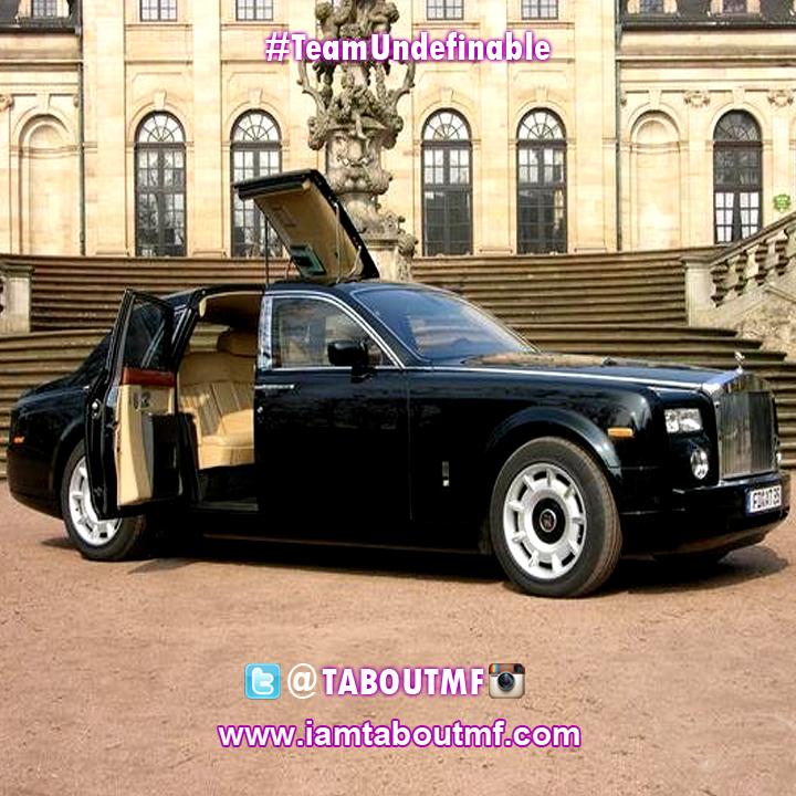 Sexy Saturday - Rolls Royce Phantom