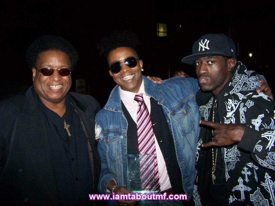 Ron Alexander, Tabou TMF aka Undefinable One & Young Swagg