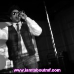 Tabou TMF aka Undefinable One Performing at R Bar in New York City
