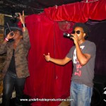 Path P & Tabou TMF aka Undefinable One Performing at Karma Lounge in New York City