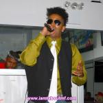 Tabou TMF aka Undefinable One performing at Gasolina Lounge in The Bronx