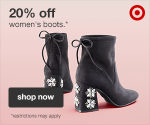 Womens Boots 20% Off