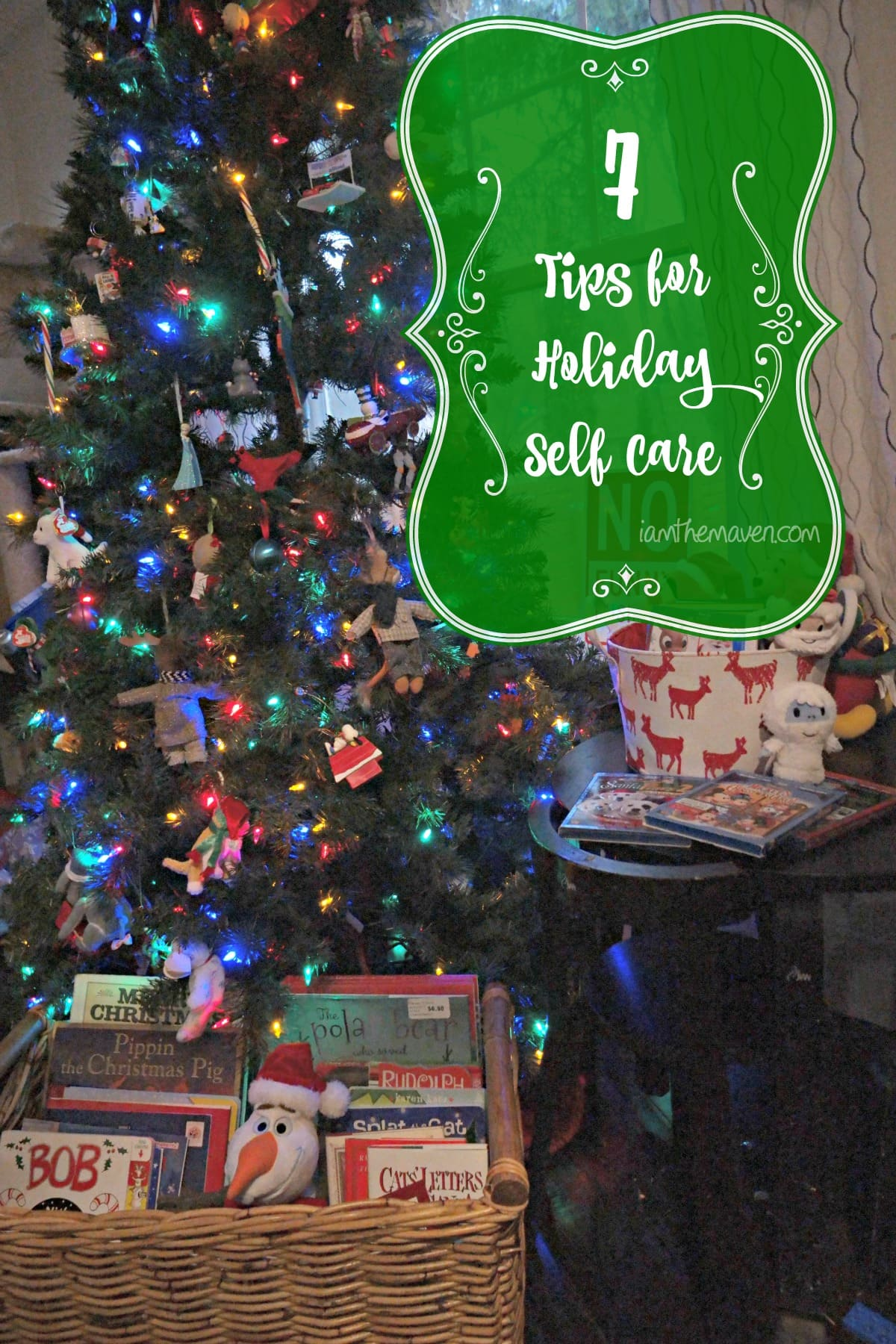 7 Tips For Holiday Self Care
