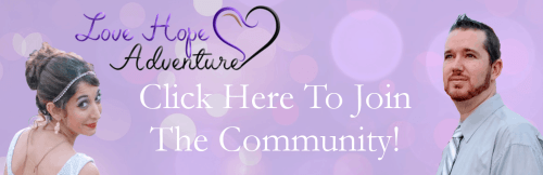 join the love hope adventure community