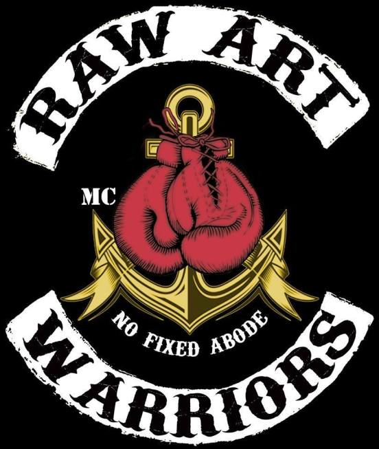 RAW ART WARRIORS LOGO