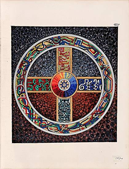 The Mandala as Point of Departure ~ Carl Gustav Jung ~