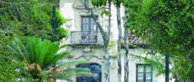 Casa de la Hacienda Montalbán