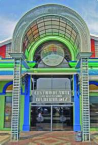 Sede del Centro de Arte de Maracaibo Lía Bermúdez