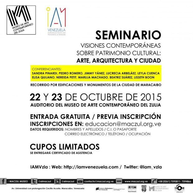 SeminarioPatrimonioCultural