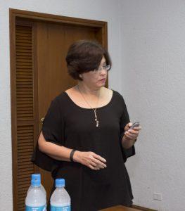 Leyla Cuenca. Foto Raúl Chirino