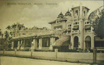 Hotel Miramar. Macuto, Venezuela, c. 1928.