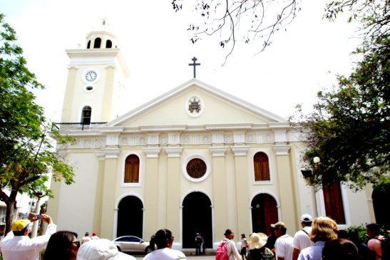 Catedral de Maracaibo (fachada)