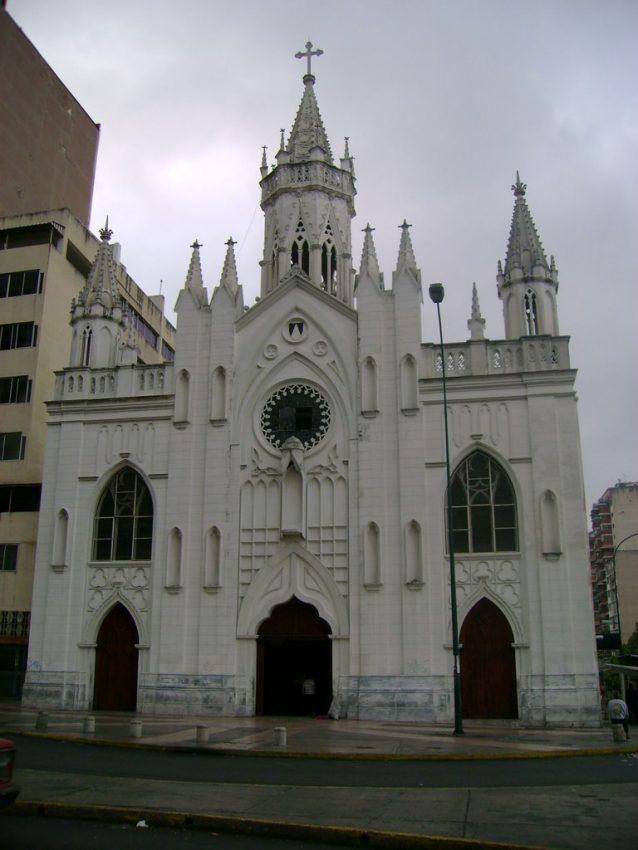 Iglesia del Sagrado Corazón de Jesús - IAM Venezuela 414df940395
