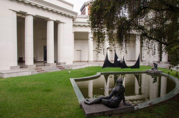 Monumento nacional de Venezuela, MBA. Foto Arts Connection, abril, 2016