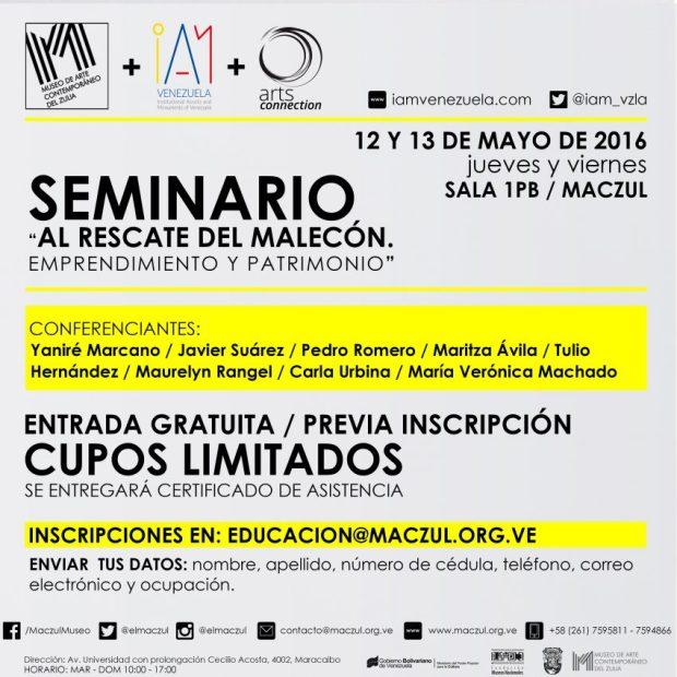 seminario patrimonio 2016 2