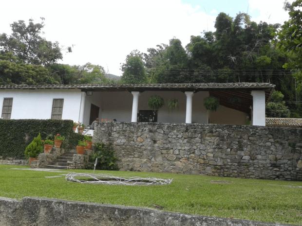 Casa vieja. Foto: Alejandra Suárez.