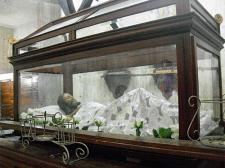 Cristo en el Sepulcro. Foto: Mildred Maury.