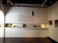 Exposición Arturo Michelena. Foto Mayerling Zapata, enero 2017.