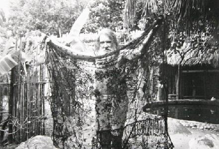 El Castillete, Armando Reverón. Macuto, estado Vargas.
