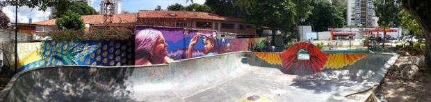 Parque La Ciudadela, Michelle Ortíz, 2013