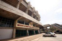 Instalaciones del estadio Nueva Esparta, ubicado en Porlamar, y mejor conocido como Guatamare. Foto: Juan Carlos Hernández