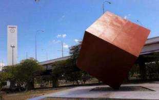 En el nuevo Parque Barquisimeto se planteó un museo abierto. Foto El Informador.