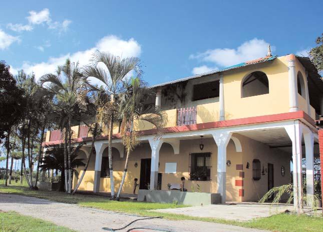 Antigua estación del ferrocarril Bolívar