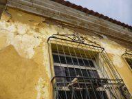 Ventanas tristes en la Casa de los Poetas. Foto M. Araque.
