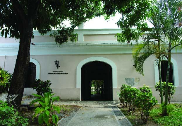 El Ingenio Bolívar o Museo de la Caña de Azúcar.