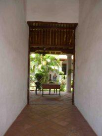 Casa de Los Pulido. La Pulideña, mansión colonial que sirve de sede al Museo Alberto Arvelo Torrealba.