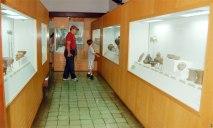 Sala de exposición. Foto El Impulso.