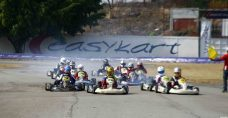 Campeonato nacional de easykart, en enero de 2017. Foto Notiactual.com